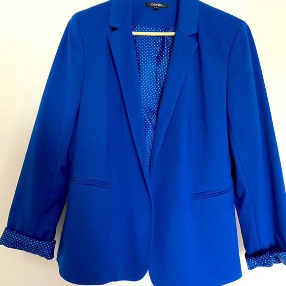 Long sleeve blazer/jacket